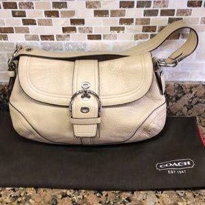 Coach used purse